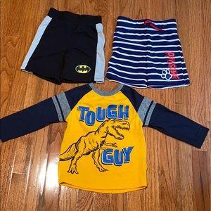 Firm price Toddler bundle set